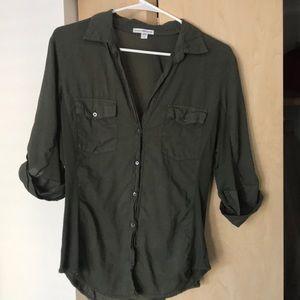Standard James Perse Button Down Shirt